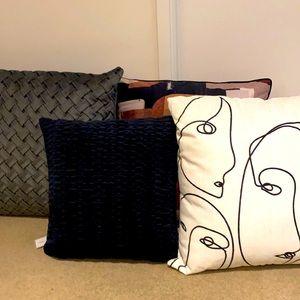 Brand new cushions - Tags still on!